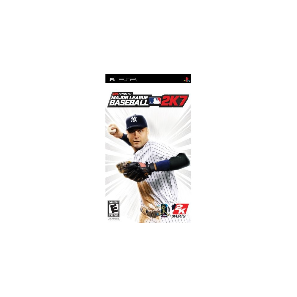 MAJOR LEAGUE BASEBALLBALL 2K7 MLB PSP USA OCCASION