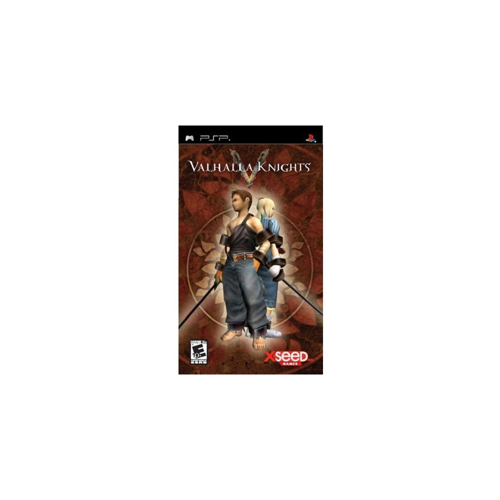 VALHALLA KNIGHTS PSP USA OCCASION