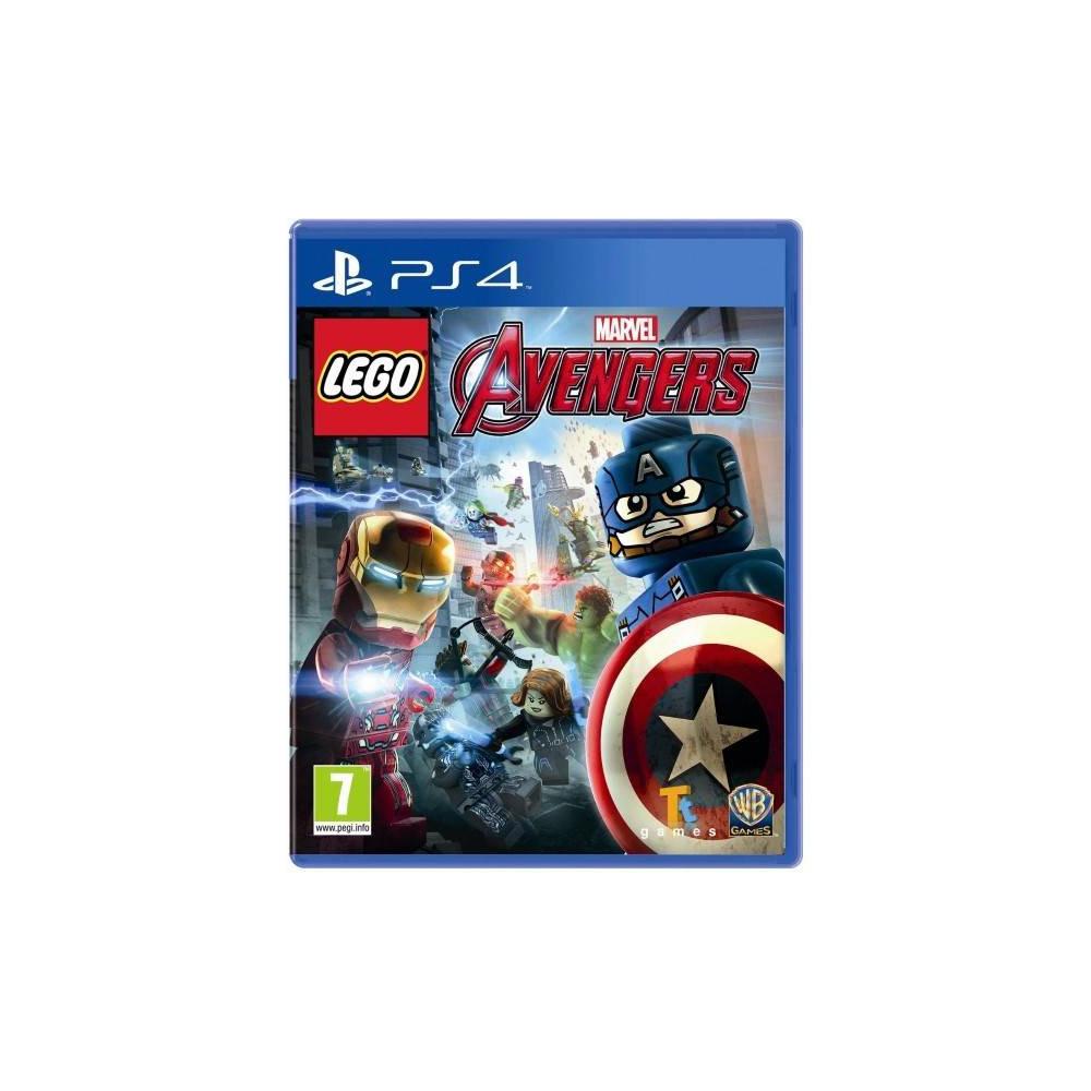 LEGO MARVEL S AVENGERS PSVITA FR OCCASION