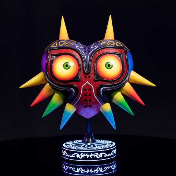 FIGURINE ZELDA MAJORA S MASK COLLECTOR 30 CM F4F NEW