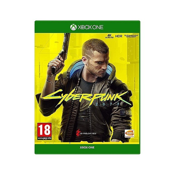 CYBERPUNK 2077 XBOX ONE / XBOX SERIES X FR BRAND NEW (MULTI-LANGUAGES)