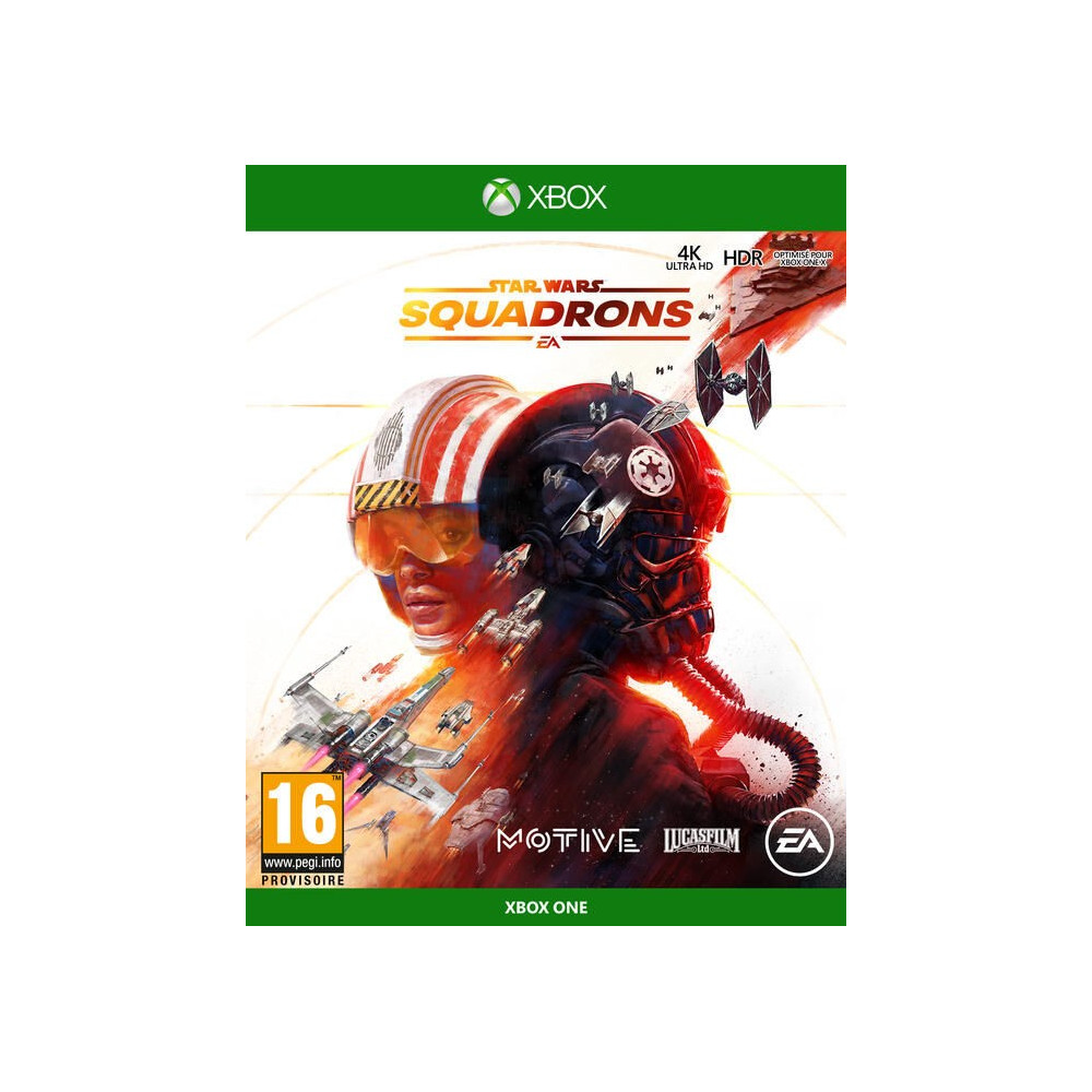 STAR WARS SQUADRONS XBOX ONE FR OCCASION