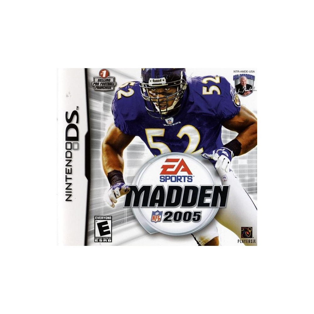MADDEN 2005 NDS USA OCCASION