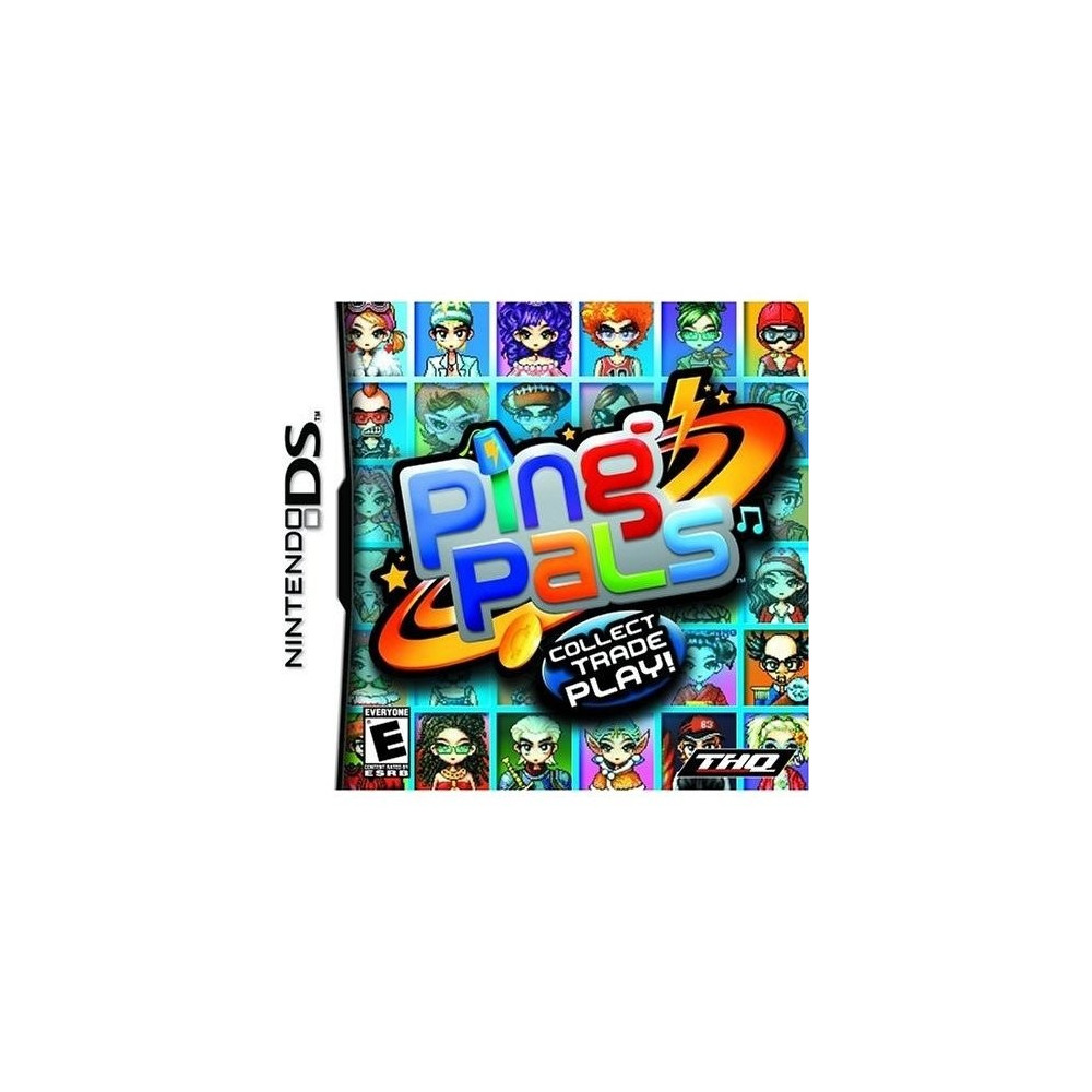 PING PALS NDS USA OCCASION