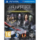 INJUSTICE GODS AMONG US GAME OF THE YEAR EDITION PSVITA EURO OCCASION