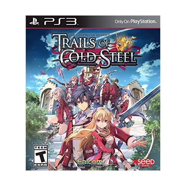 THE LEGEND OF HEROES TRAILS OF COLD STEEL PS3 USA OCCASION