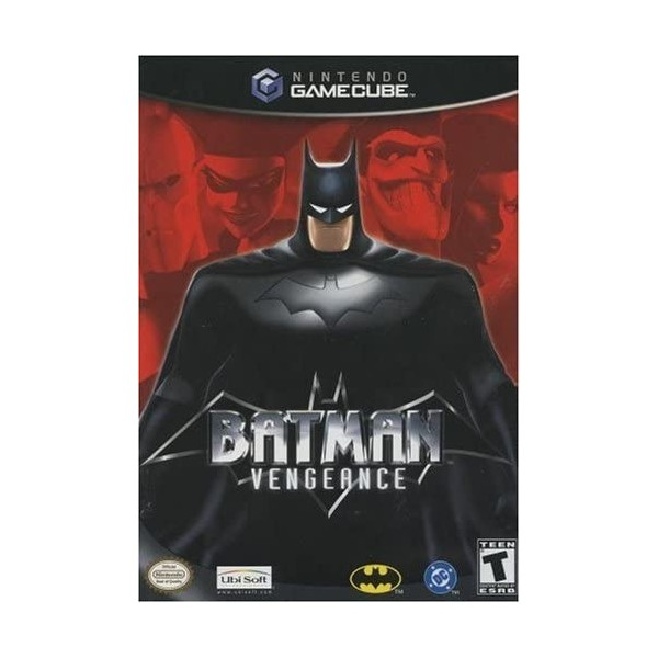 BATMAN VENGEANCE GAMECUBE NTSC-USA OCCASION