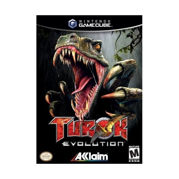 TUROK EVOLUTION GAMECUBE NTSC-USA OCCASION