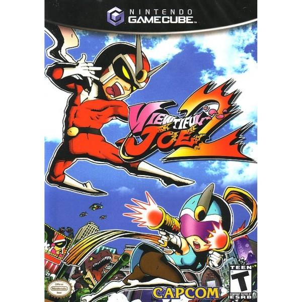 VIEWTIFUL JOE 2 GAMECUBE NTSC-USA OCCASION