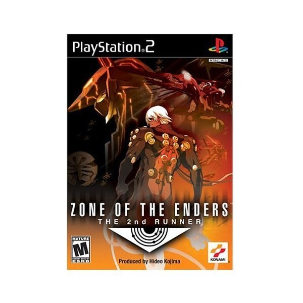 ZONE OF THE ENDERS THE 2ND RUNNER PS2 NTSC-USA OCCASION