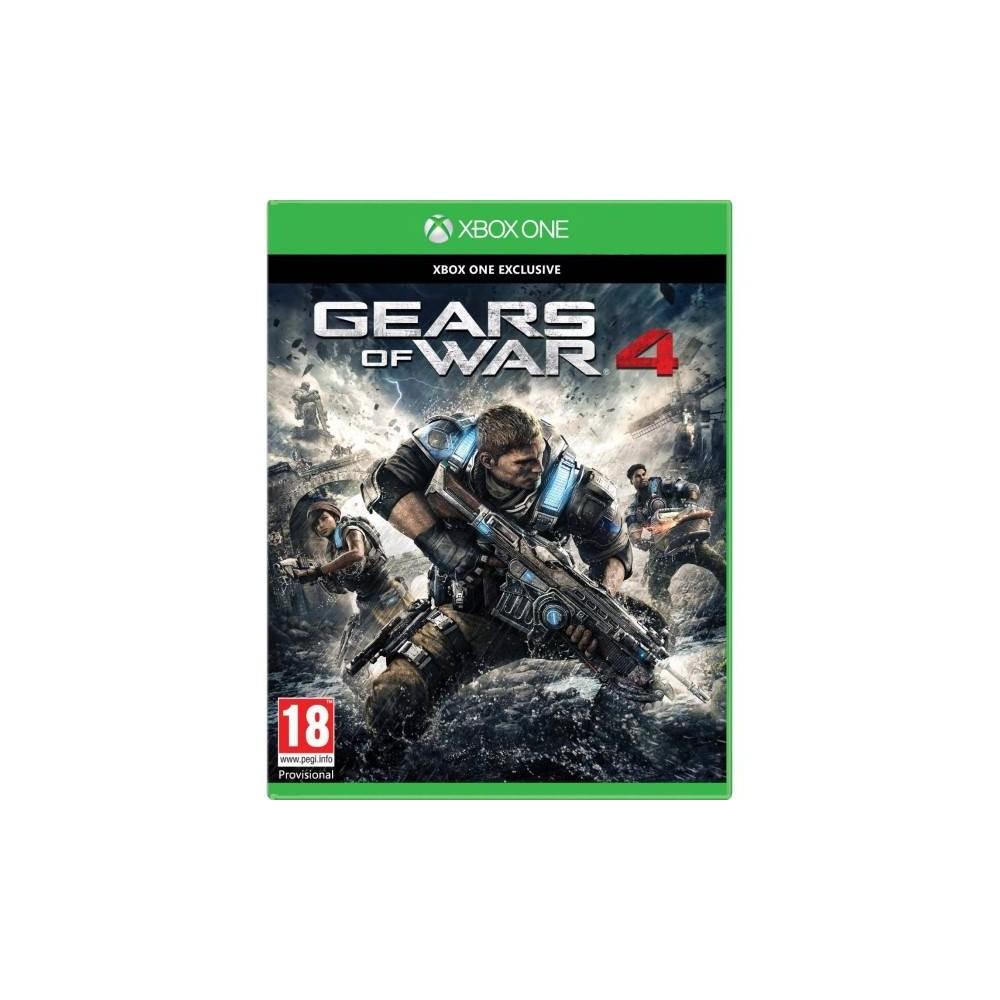 GEARS OF WAR 4 XONE UK NEW