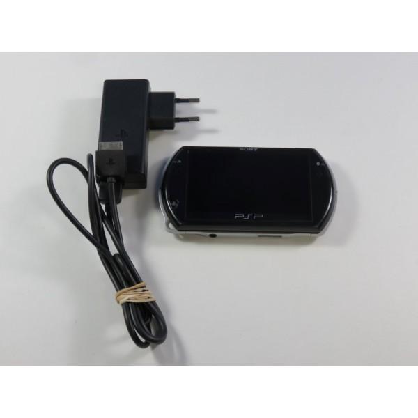CONSOLE PSP GO BLACK MODIFIEE PSP EURO OCCASION