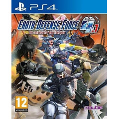 EARTH DEFENSE FORCE 4.1 PS4 VF