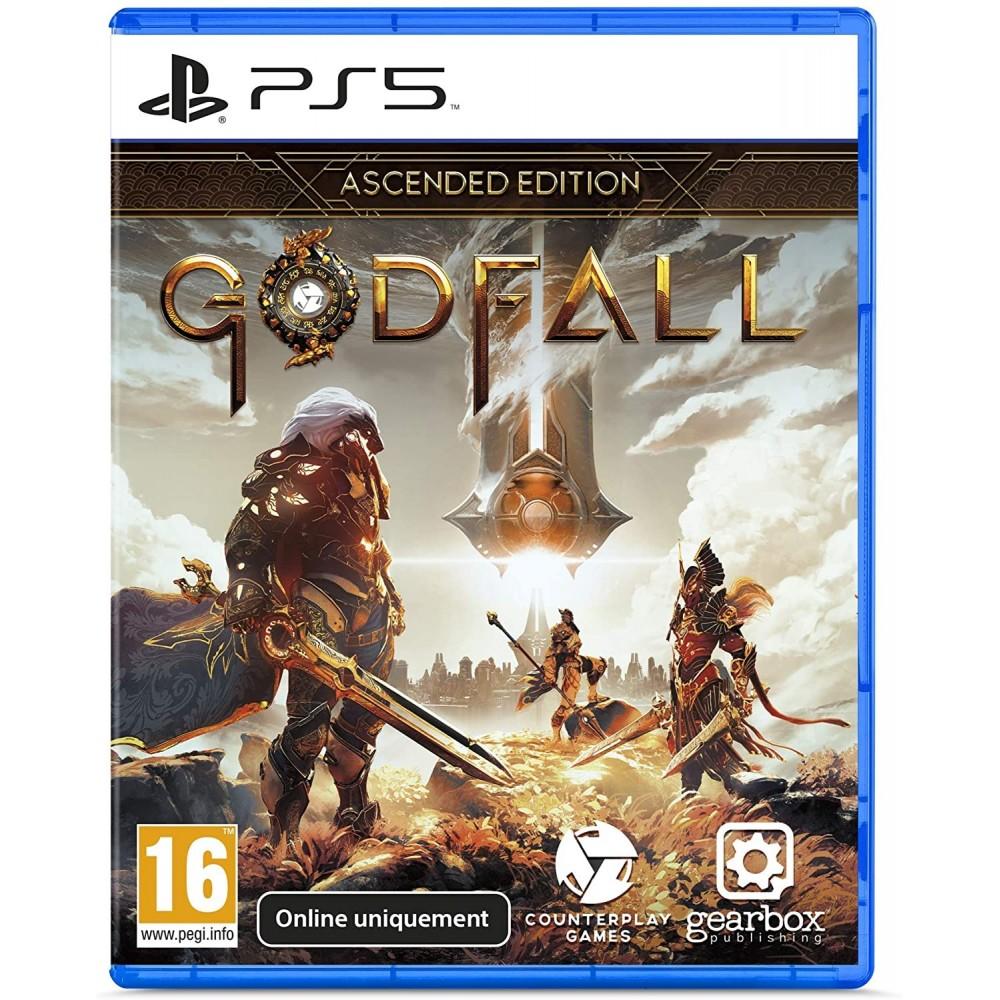 GODFALL PS5 FR OCCASION