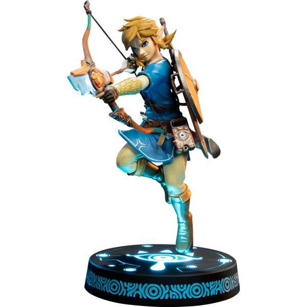 FIGURINE ZELDA BREATH OF THE WILD COLLECTOR F4F FIRST 4 FIGURES PLUS (TF-002 - BOW-02) NEUF - BRAND NEW