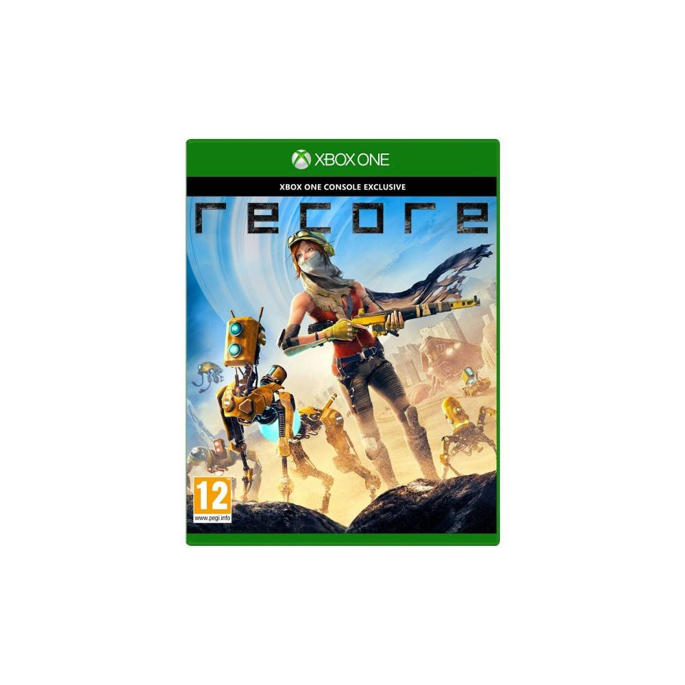 RECORE XBOX ONE FR OCCASION