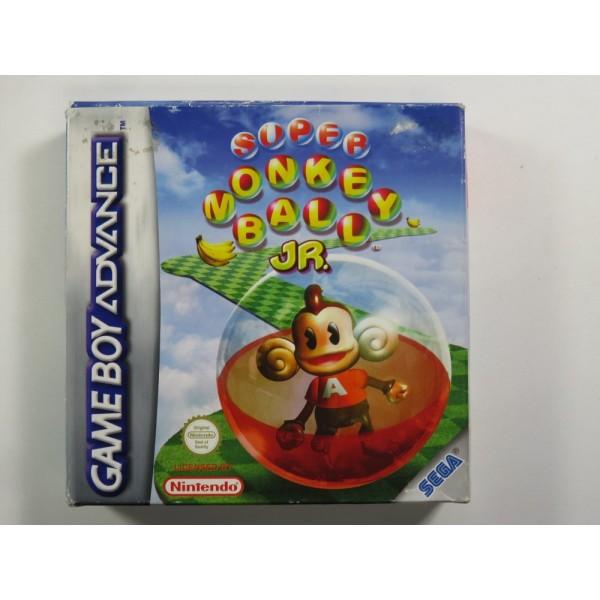 SUPER MONKEY BALL JR GAMEBOY ADVANCE (GBA) PAL-EUR (SANS NOTICE - WITHOUT MANUAL)