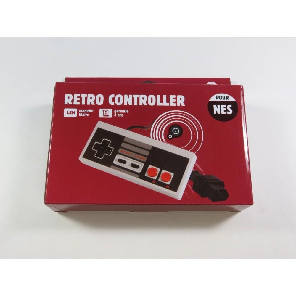 CONTROLLER NON OFFICIEL NES NEW