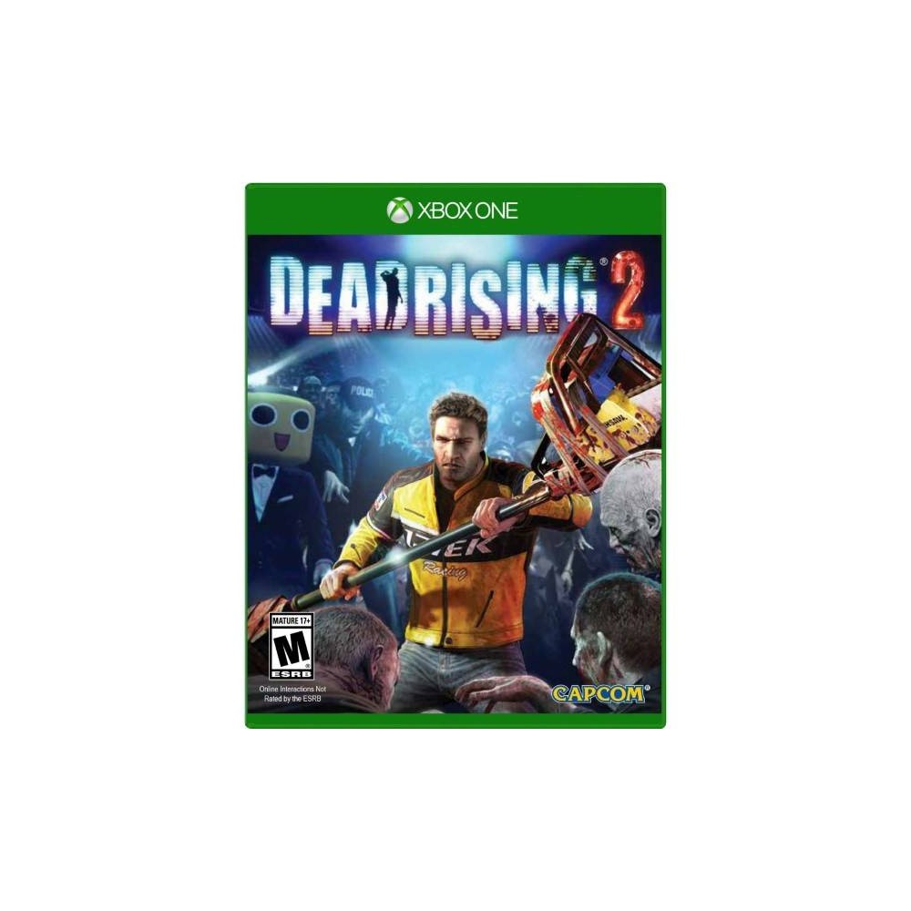 DEAD RISING 2 REMASTERED XONE USA NEW