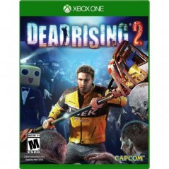 DEAD RISING 2 REMASTERED XONE US NEW