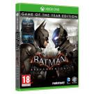 BATMAN ARKHAM KNIGHT EDITION GAME OF THE YEAR XONE FR NEW