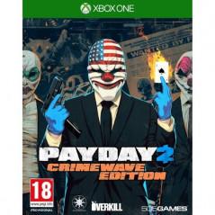 PAYDAY 2 EDITION CRIMEWAVE XONE VF OCC