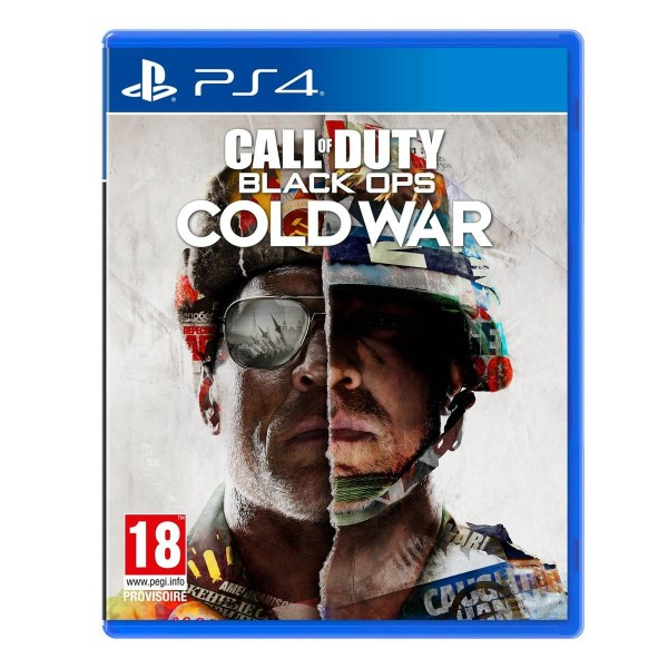 CALL OF DUTY BLACK OPS COLD WAR PS4 FR OCCASION