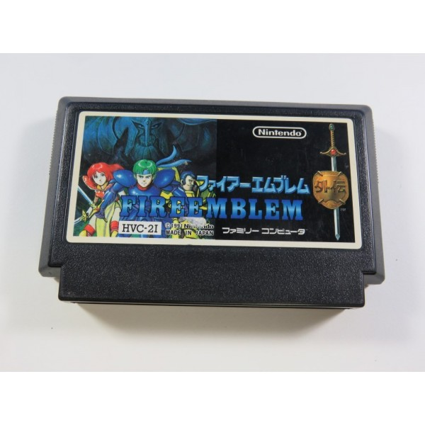 FIRE EMBLEM GAIDEN FAMICOM (FC) NTSC-JPN (CARTRIDGE ONLY - GOOD CONDITION)