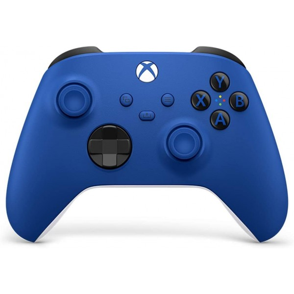 CONTROLLER XBOX ONE SERIES X / S WIRELESS SHOCK BLUE FR NEW
