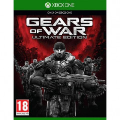 GEARS OF WAR ULTIMATE EDITION XONE UK NEW