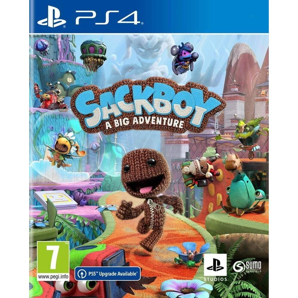 SACKBOY A BIG ADVENTURE PS4 FR NEW
