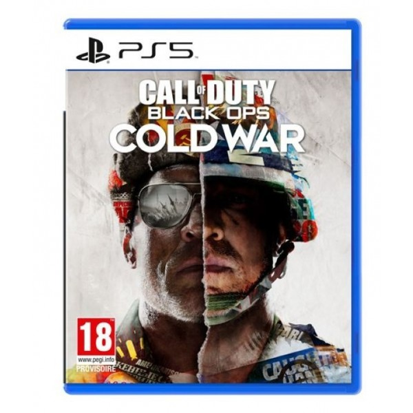 CALL OF DUTY BLACK OPS COLD WAR PS5 FR OCCASION
