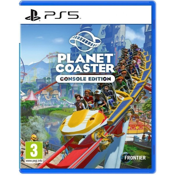 PLANET COASTER CONSOLE EDITION PS5 FR NEW
