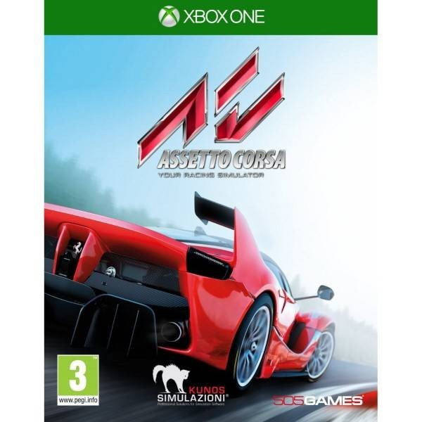 ASSETTO CORSA XONE EURO UK NEW