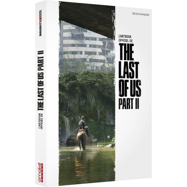 L ARTBOOK OFFICIEL DE THE LAST OF US PART II OMAKE BOOKS (GOOD CONDITION)