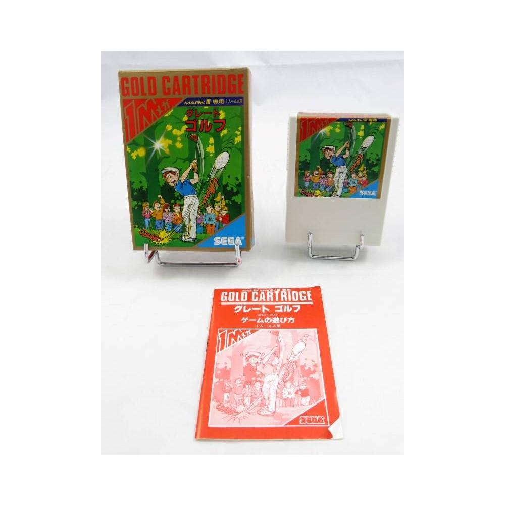 GREAT GOLF MARK III NTSC-JPN OCCASION