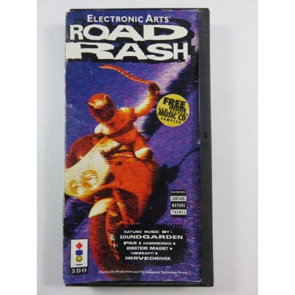 ROAD RASH 3DO USA OCCASION (SANS NOTICE)