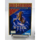 R-TYPE SEGA MARK III NTSC-JPN (COMPLET - GOOD CONDITION OVERALL)(SHMUP)