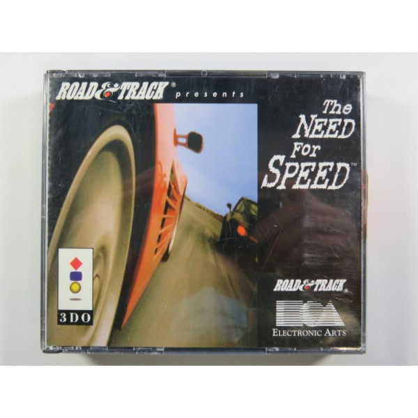 THE NEED FOR SPEED 3DO VERSION EURO OCCASION
