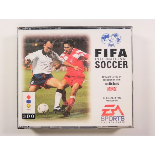 FIFA INTERNATIONAL SOCCER 3DO EURO OCCASION