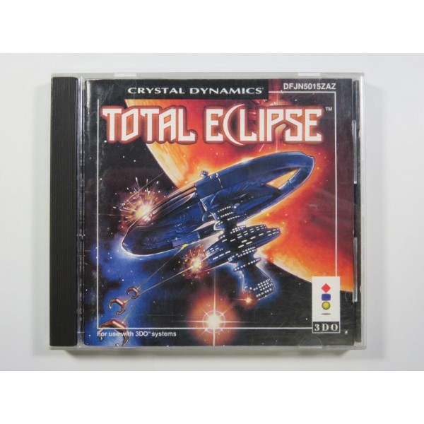 TOTAL ECLIPSE 3DO NTSC-USA OCCASION