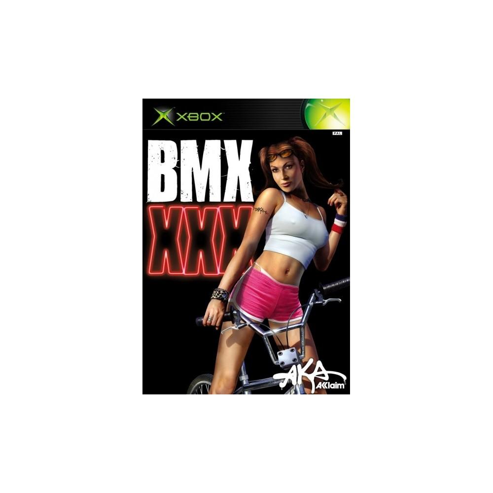 BMX XXX XBOX PAL- EURO OCCASION