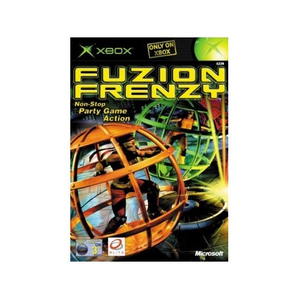 FUZION FRENZY XBOX PAL-EURO OCCASION
