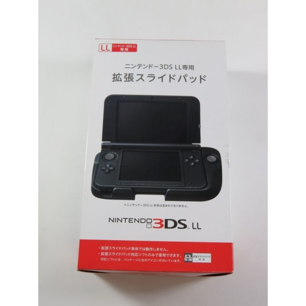 3DS XL EXPANSION PAD