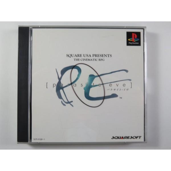 PARASITE EVE PLAYSTATION 1 (PS1) NTSC-JPN (SANS NOTICE - WITHOUT MANUAL)