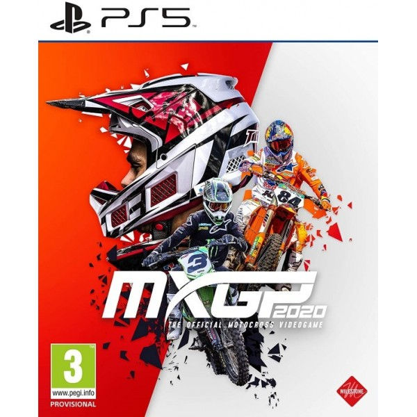 MXGP 2020 THE OFFICIAL MOTOCROSS VIDEOGAME PS5 FR NEW