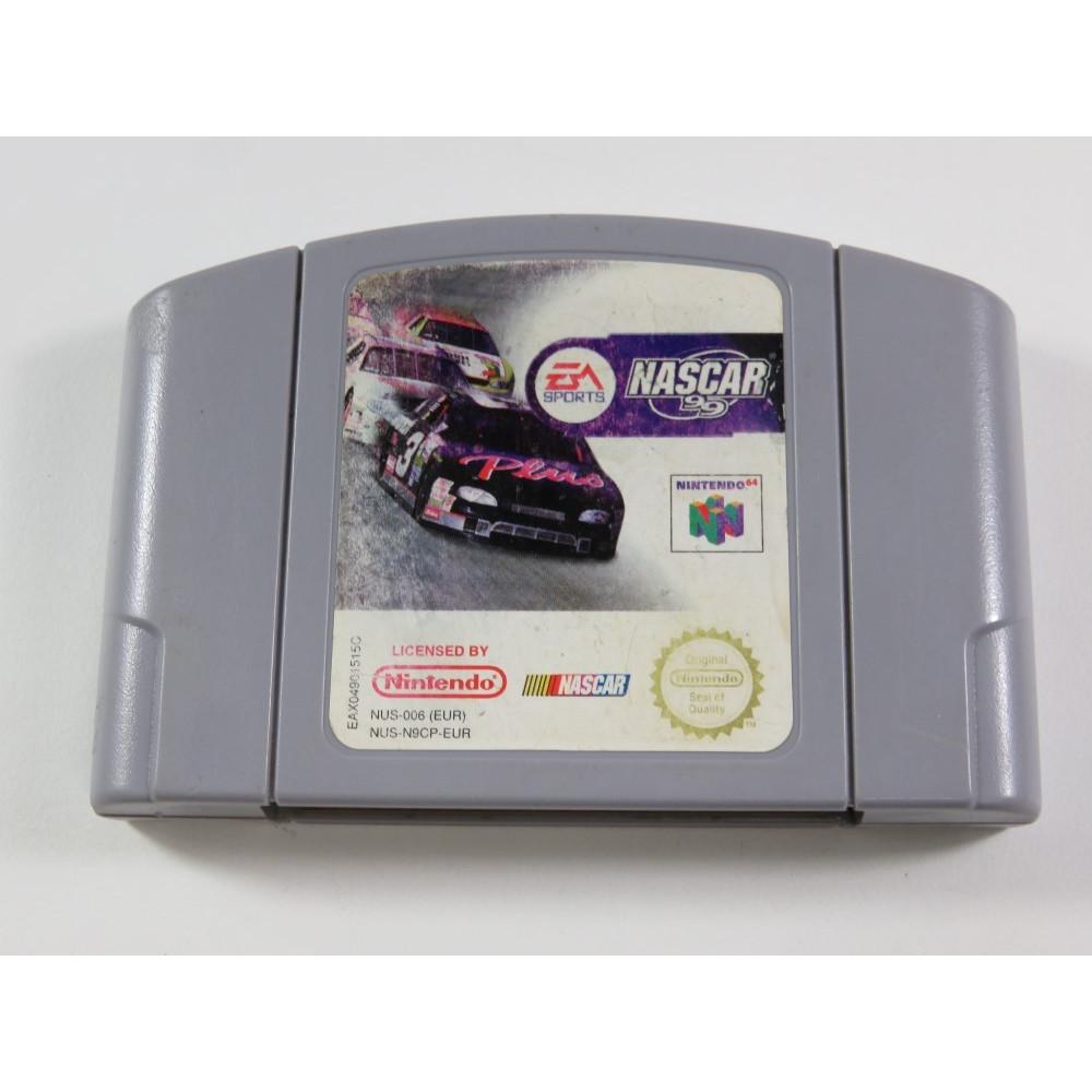 NASCAR 99 NINTENDO 64 (N64) PAL-EUR (CARTRIDGE ONLY - GOOD CONDITION)