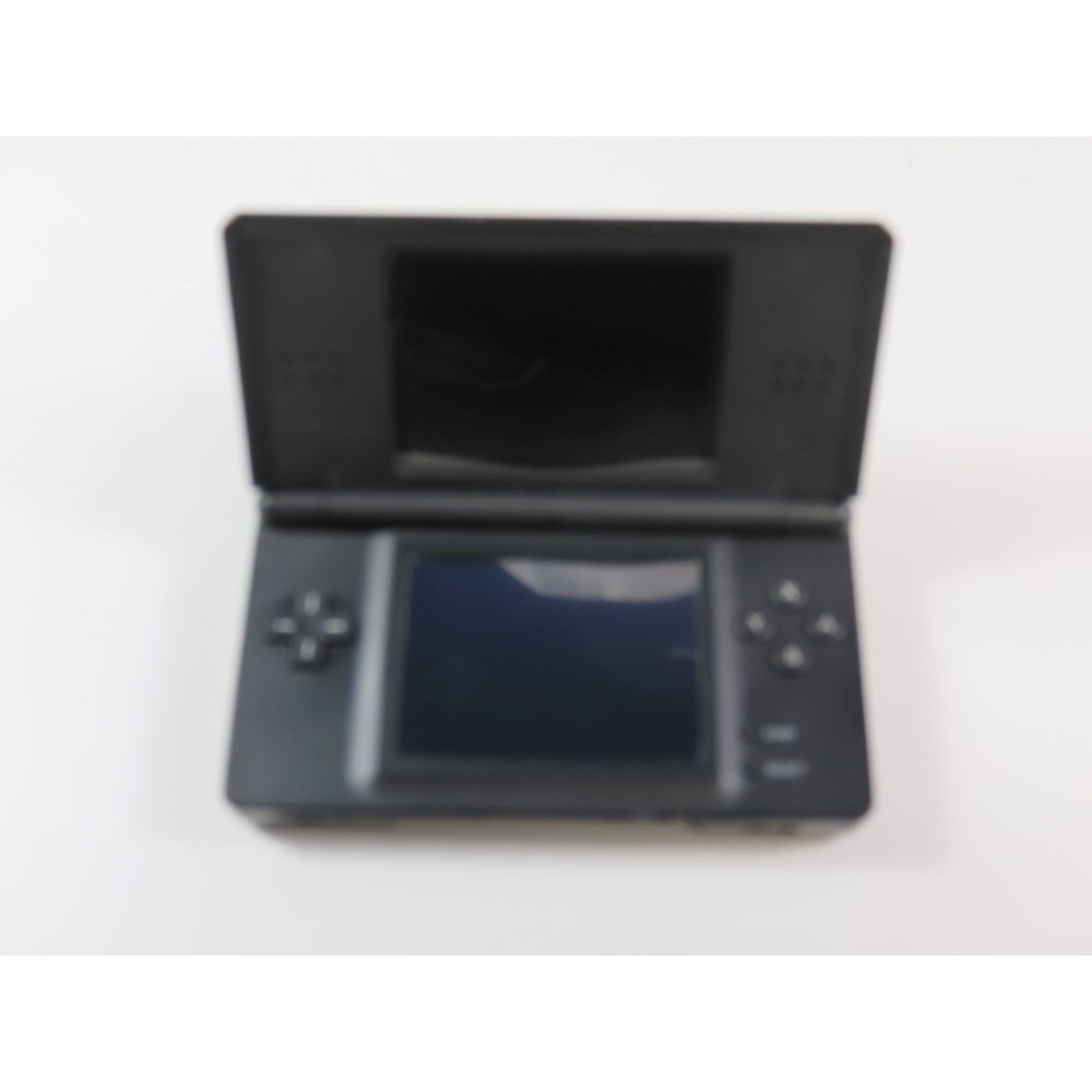 CONSOLE NINTENDO NDS LITE EURO (BLACK) NO.USG-001 (SYSTEM ONLY - GOOD CONDITION OVERALL)