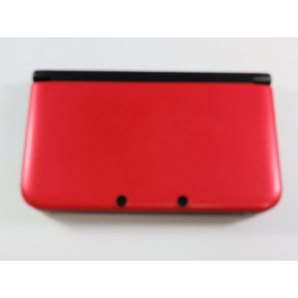 CONSOLE 3DS XL RED PAL-EURO OCCASION