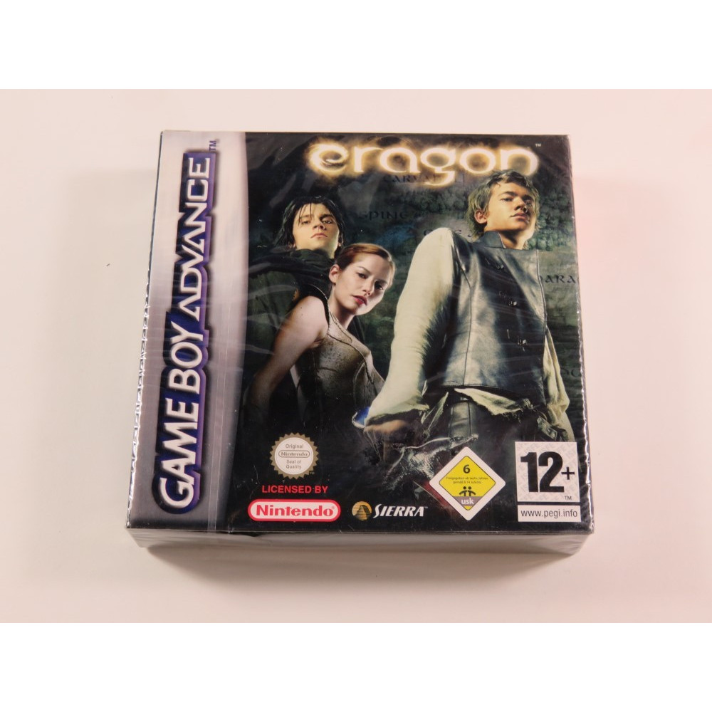 ERAGON GAMEBOY ADVANCE (GBA) EURO NEUF - BRAND NEW